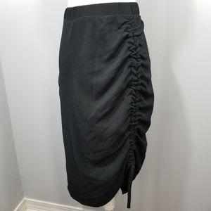 NWOT Mossimo Asymmetrical Skirt